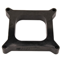 Plastic Open Carburetor Spacer, 1 Inch