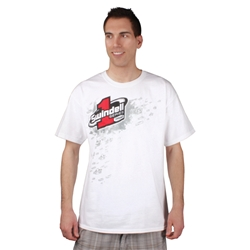 Speedway Swindell Series T-Shirt, White Size XL