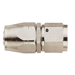 Aeroquip FCE1013 Nickel Plated Straight -8 AN Hose End Coupler Fitting