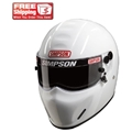 Simpson X-Bandit SA2010 Racing Helmet