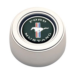 GT Performance 11-1525  GT3 Hi-Rise Mustang Horn Button, Polished