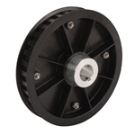 Rons Racing Products 4020 Replacement Pulley, Belt Drive Pump