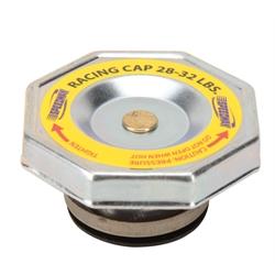 Speedway High Pressure Radiator Cap, 29-31 Lbs