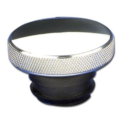 Billet Specialties 23120 1-1/4 Inch Push On Oil Filler Cap, Polished