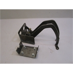 Garage Sale - TCI Under-Floor Frame Mount Clutch/Brake Pedal Assembly