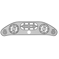 Garton Kidillac Dash Decal Graphic