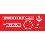 Murray Tractor Diesel Graphics