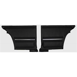 Parts Unlimited PD200C Interior Rear Side Panels, 1967 Camaro, Pair