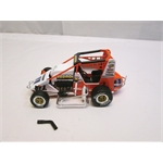 Garage Sale - R&E Enterprises 1/18 Scale Brett Anderson Midget
