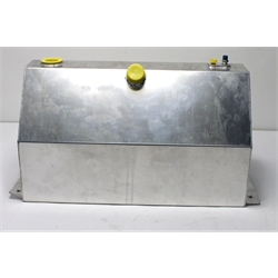Garage Sale - Universal Aluminum Fuel Tank