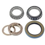 AFCO 10352 Standard Wide 5 Hub Bearing Kit W/ Self-Lock Nut 10200