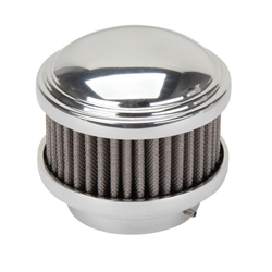 OTB Gear 4140 Stromberg Dome Air Cleaner, Polished
