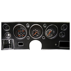 Classic Instruments Dash Assembly Gauge Set, 1970-72 Chevelle/Monte