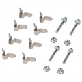 Dynatech 794-00320 U-Tab Kit - 8 Tabs, 4 Bolts