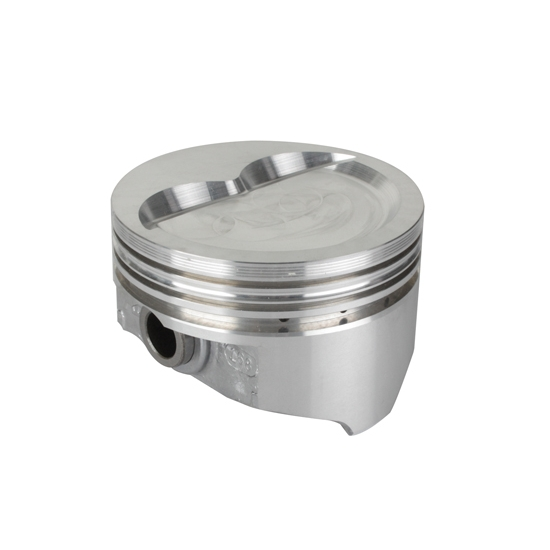 Kb Dished 030 Hyperutectic Pistons 5 7 Rod Small Block