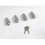 Garage Sale - Locking Lug Nuts w/ Key