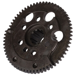 Bert Transmission 320-NC-EXT Crate Motor Flywheel w/HTD Drive
