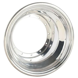 Weld Racing P857-5914 Wheel Outer Half, 15 x 9-1/4 Inch, Non Beadlock