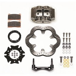 Wilwood 140-11206 BNDLR Sprint Rear Inboard Disc Brake Kit