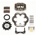 Wilwood 140-11206 Billet Narrow Dynalite Radial Mount Sprint Inboard Brake Kit