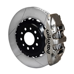 Wilwood 140-13698-N AERO4 14.25 Inch Rear Brake Kit, 2014-Up C7 Corvette