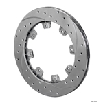 Wilwood 160-7106 SRP 32 Vane Iron Rotor, 12.19 Inch