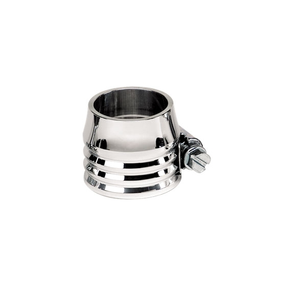 Billet Specialties 67625 Polished Aluminum 3/4 Inch Hose End Cover