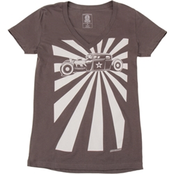MAX GRUNDY Sunburst Women's T-Shirt