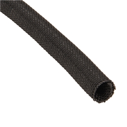 Painless 70958 1/2 Inch ClassicBraid Wire Sleeving, 10 Feet