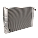 I rather drag race with this aluminum radiator any day.