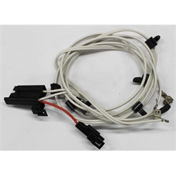 M&H Electric 17575 Interior Dome Light Wire Harness for 1970-73 Camaro