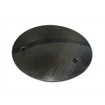 Swindell Series Weld Racing Carbon Fiber 13 Inch Wheel Mud Cover, Midget