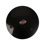 Swindell Series Deluxe 13 Inch Carbon Fiber Wheel Cover For Weld Midget Wheel