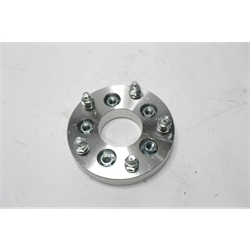 Garage Sale - Billet Aluminum Early Ford Wheel Adapters, 4-1/2 - 5-1/2 Inch, 5 Lug