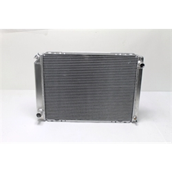 Garage Sale - AFCO 80109FN 1979-93 Mustang Racing Radiator - Big & Small Block Ford