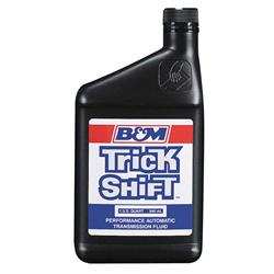 B&M 80259 Conventional Trick Shift ATF Automatic Transmission Fluid