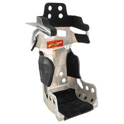 Butlerbuilt E-Z Sprint Car Racing Seat, 17.5 w/ 10 Degree Layback