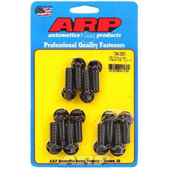 ARP 134-2001 Intake Manifold Bolt Kits, Chromoly