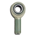 AFCO 10441 Standard Steel Heim Rod End, 1/2-20 LH Male