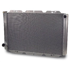 AFCO 80102FN Universal Fit Racing Radiator, 31 Inch Ford/Mopar