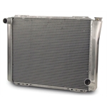 AFCO 80103N Universal Fit Racing Radiator, 26 Inch Chevy