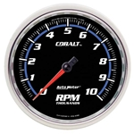Auto Meter 6298 Cobalt Air-Core In-Dash Tachometer Gauge, 5 Inch
