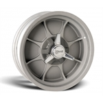Rocket Racing Wheels Fire Wheel, 16 x 5, 5 on 4.75, 2.375 Inch Backspace