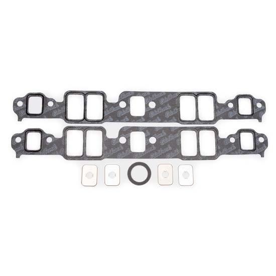 Edelbrock 7201 Intake Manifold Gasket Set, Small Block