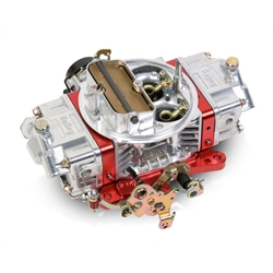 Holley 0-76750RD 650 CFM Ultra Double Pumper Carburetor, Red