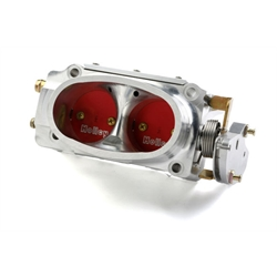 Holley 112-508 Limited to Stock  Hi Flow EFI Throttle Body 2 x 52mm