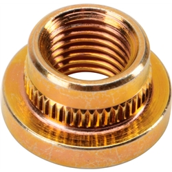 3/8-24 Inch Aluminum Bracket Clinch Nut