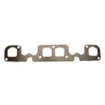 Cometic EX236064AM Small Block Chevy Exhaust Gaskets-Brodix 12B D-Port