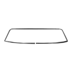 Sherman 695-71M 1967-69 Camaro/Firebird Coupe Rear Window Molding Set