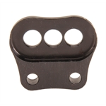 Stallard Chassis Micro/Mini Sprint Jacobs Ladder Paddle Tab, Alum, 3-Hole